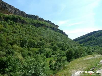 Carcavas de Alpedrete de la Sierra y Meandros del Lozoya;rutas por la sierra de madrid;rutas por la
